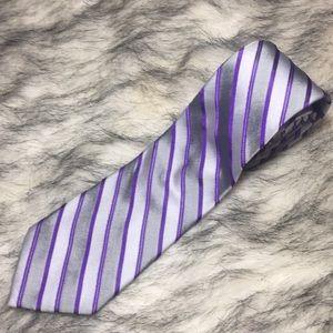 Calvin Klein Silk Necktie EUC